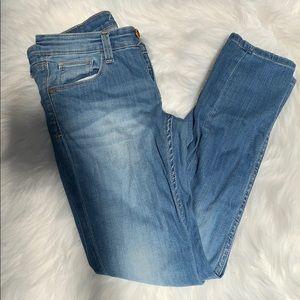 Zara Low Rise Skinny Jeans sz 36/4